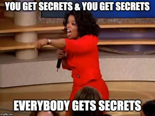 oprah secrets
